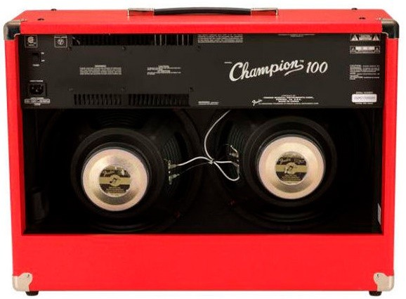 Fender Champion 100 Red